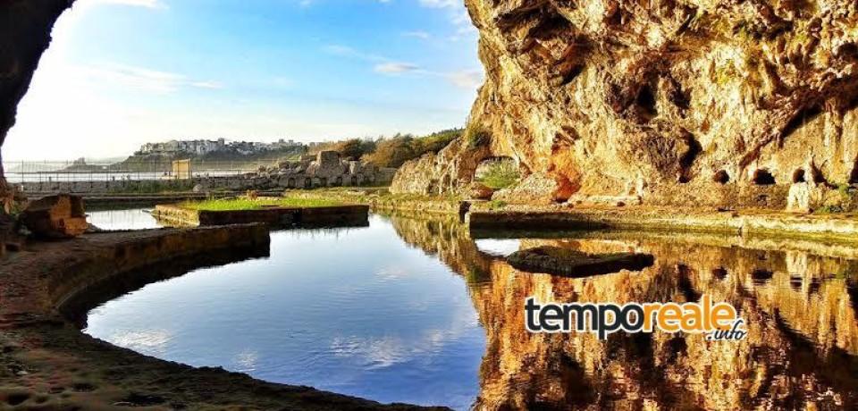 Sperlonga / Riprendono i rilievi subacquei all'interno della Villa di Tiberio