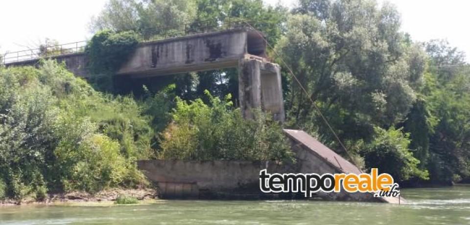"""Tubo Ponte Garigliano, Legambiente: """"Ad un anno dal crollo agricoltori senza irrigazione"""""""