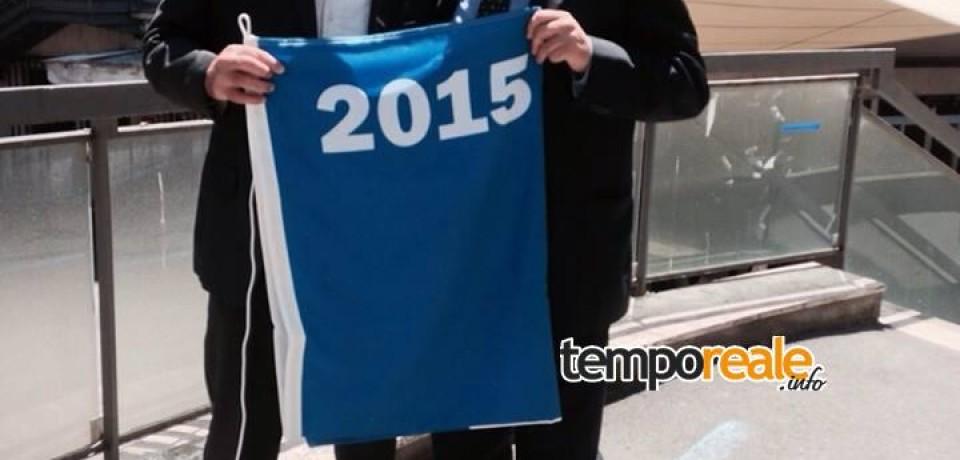 Gaeta / Bandiera blu 2015, la gioia di Vona
