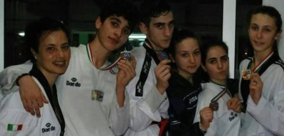 Minturno / La Scuola Taekwondo Sirignano sempre protagonista con i suoi allievi