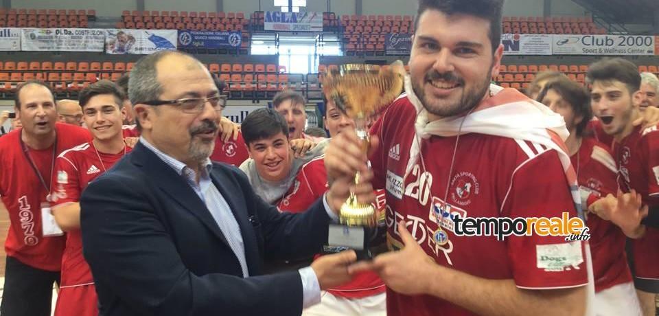 Beach Handball / Agli Europei di Spagna anche Andrea Antetomaso della Geoter Gaeta