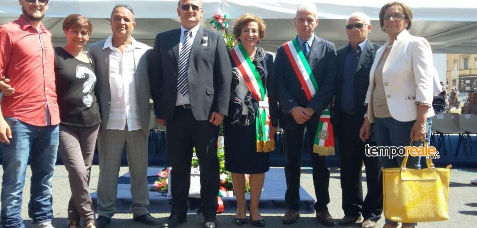 Castelforte / Festa della Repubblica, medaglia d'onore alla memoria a Domenico Cardillo