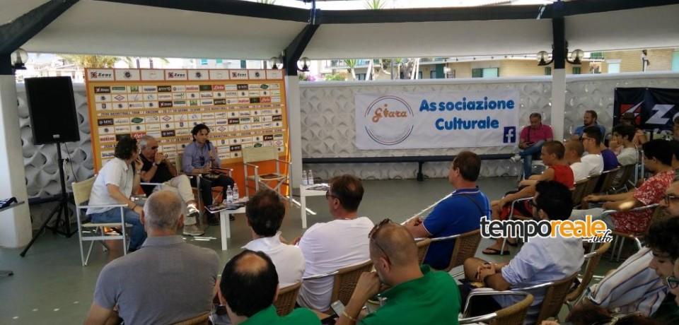 Zeus Basketball Tour, attesa per l'incontro con Mario Arceri e Antonello Riva