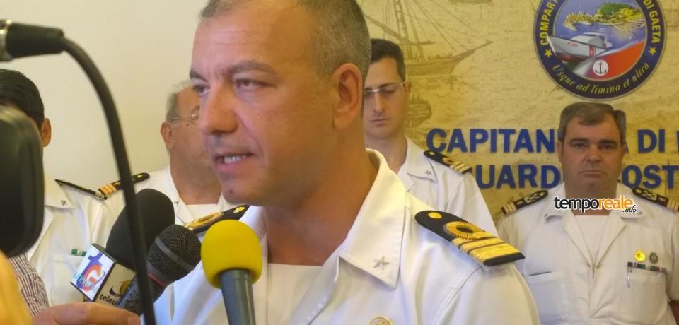 """Gaeta / """"Pronto c'è un barcone con 600 migranti"""", scatta la denuncia grazie al 1530"""