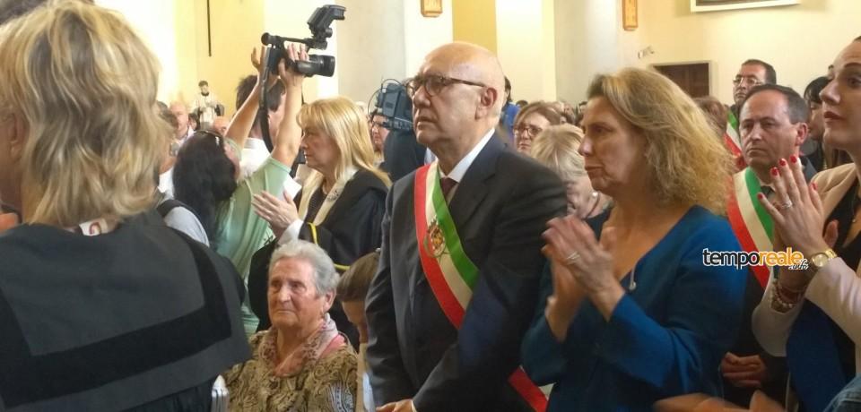 """Formia / Omicidio Piccolino, Bartolomeo: """"Questa città è già infiltrata"""""""