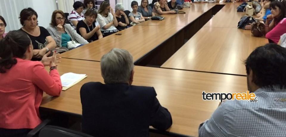 Formia / Ex cravattificio Pompei, incontro con il presidente Della Penna