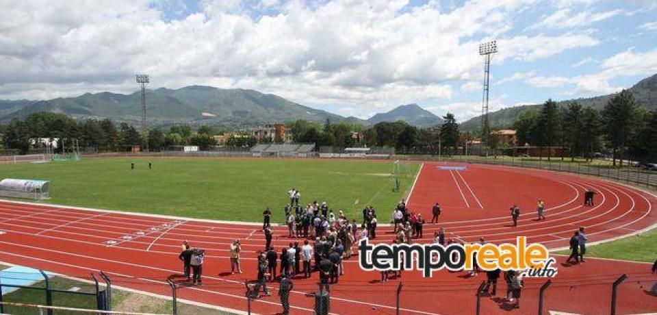 Cassino/ Al via i Campionati Italiani Master su Pista di Atletica