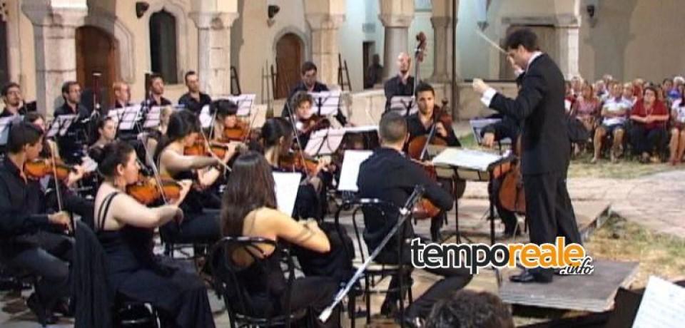 """L'Orchestra da Camera """"Città di Fondi"""" al Civita Castellana Festival"""