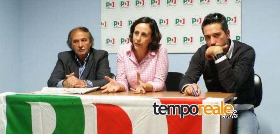 """Frosinone / Daniela Bianchi: """"Mappare PD di Frosinone per rompere il sistema di potere"""""""