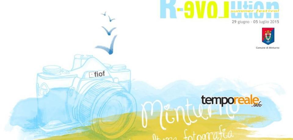 Minturno / Torna R-Evolution, il più grande Summer Festival della Fotografia internazionale