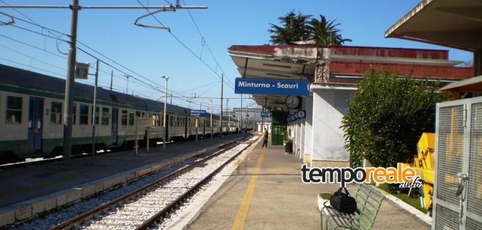 Scauri / Rissa sul treno, tre giovani denunciati per interruzione di pubblico servizio