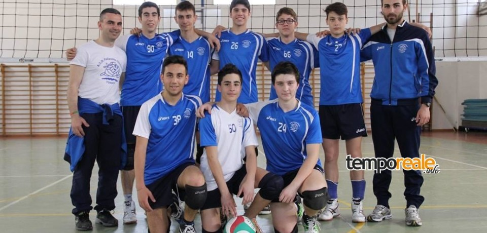 Pallavolo / Olimpia Formia Volley, tutti i risultati