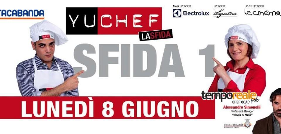 Fondi / YuChef, il concorso gastronomico per aspiranti cuochi tra innovazione e tradizione