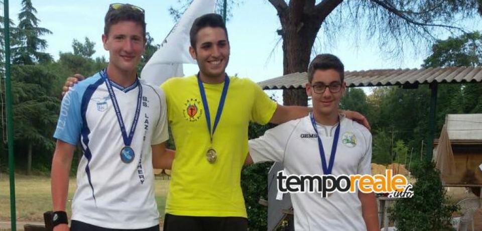 Spigno / Tiro con l'arco, Alberto Orsaia è il nuovo campione regionale 2015