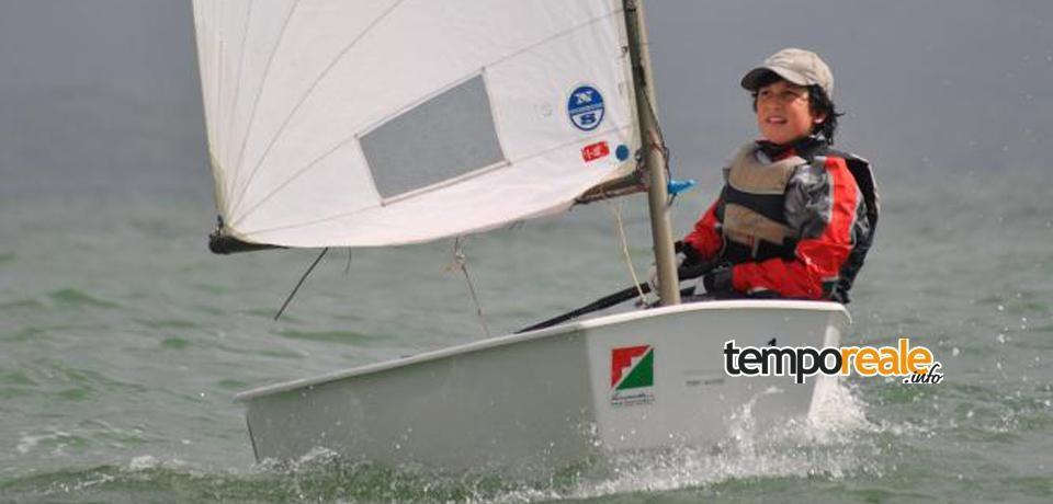 Il circolo Vela Viva di Formia protagonista sul Lago D'Iseo nella seconda tappa italiana della classe Rs Feva