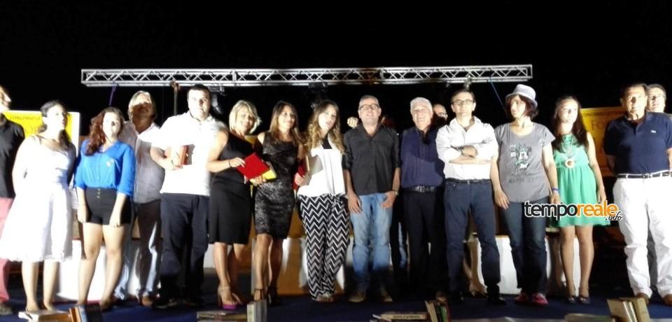 Formia / Grande successo per la premiazione del vincitore di Formia in Giallo