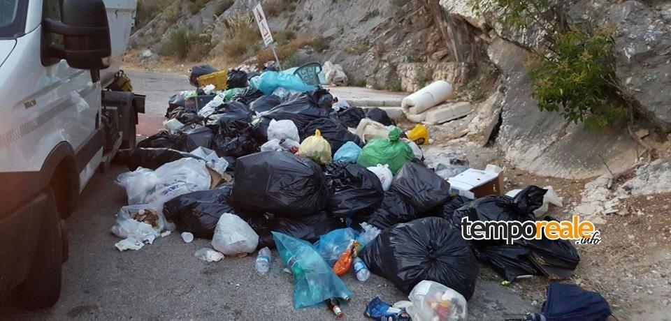 Formia / Rifiuti abbandonati in strada, attivato servizio di vigilanza con multe fino a 500 euro