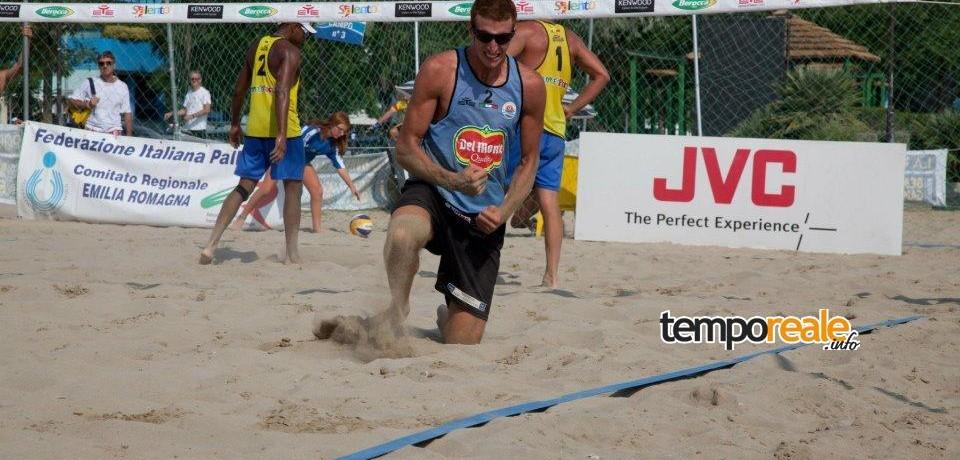Beach Volley / Il formiano Francesco De Luca al nono posto in Coppa Italia