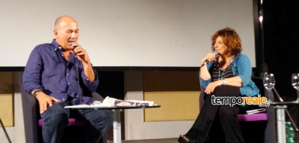 """Formia / Conversazione con Ferzan Özpetek, grande successo per l'incontro """"Visioni di gusto"""""""