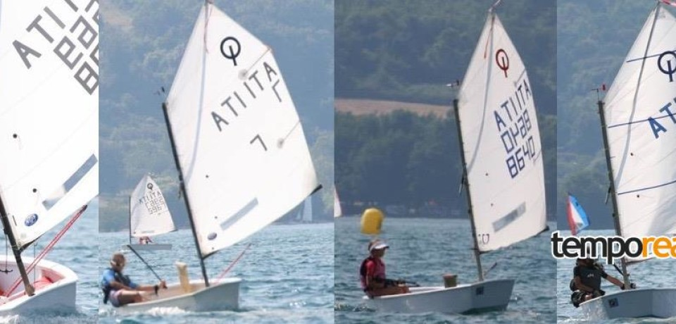Formia / Storico traguardo del circolo Vela Viva, ben quattro atleti ai campionati italiani Optimist