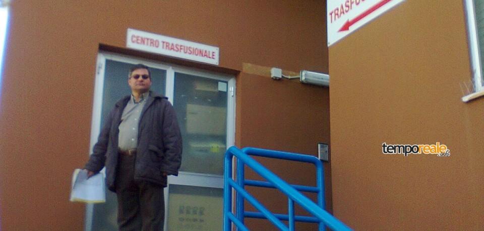 Formia / Gli atleti del Cus di Cassino donano il sangue all'ospedale Dono Svizzero
