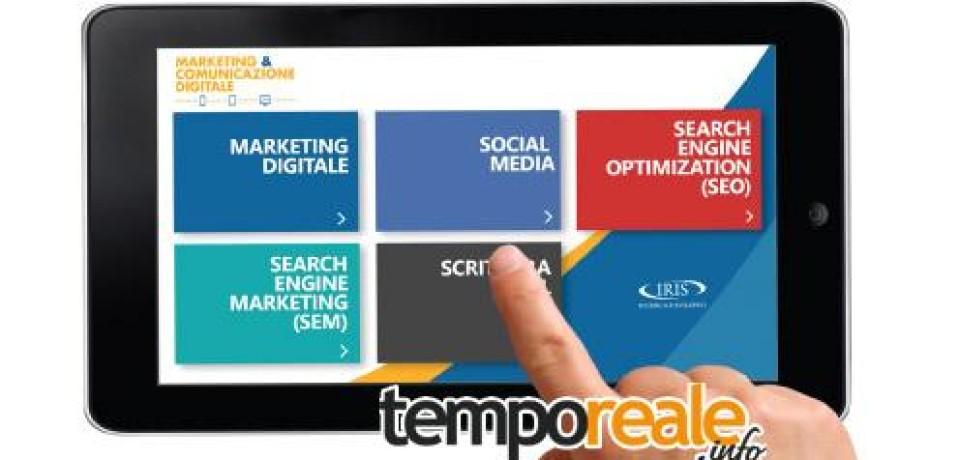 Latina / Marketing e Comunicazione Digitale, corsi gratuiti finanziati dalla Regione Lazio