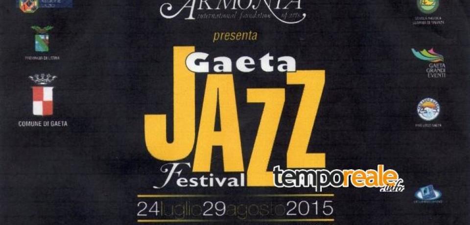 Gaeta Jazz Festival 2015, grandi nomi del jazz internazionale protagonisti in città per un mese