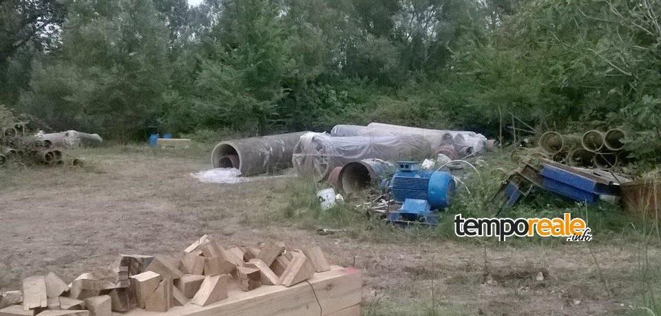 Spigno Saturnia / Iniziati i lavori di bonifica dell'amianto a Capodacqua