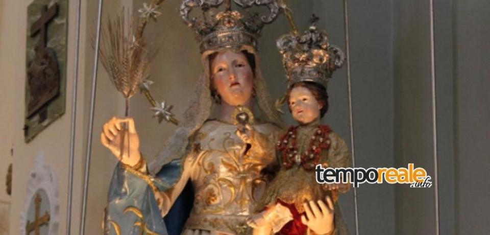 Formia / Il programma completo dei festeggiamenti per la Madonna delle Grazie