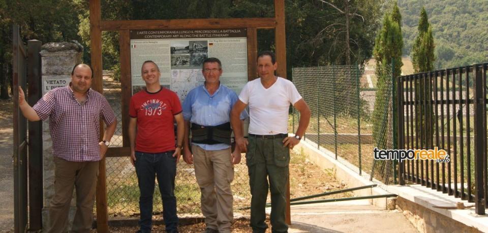 Cassino / Dopo 35 anni un varco pedonale permetterà di accedere al Cimitero Polacco