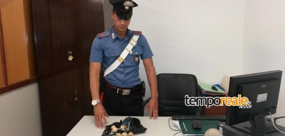 Fondi / Trovato in possesso di oppio essiccato, arrestato cittadino indiano