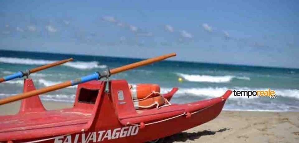Sperlonga / Rischia di annegare, salvata 22enne di Marcianise