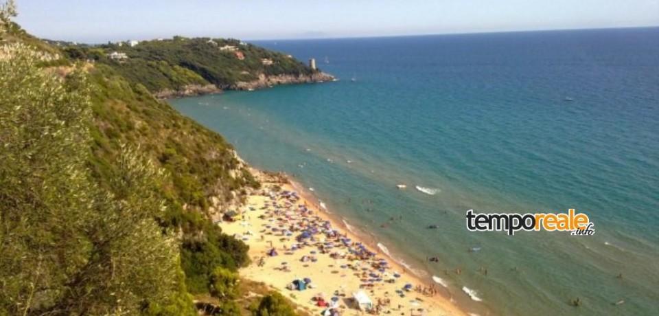 Gaeta / Blitz contro i campeggiatori abusivi sulla spiaggia dell'Arenauta