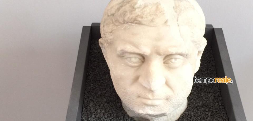 Formia / Straordinaria scoperta agli scavi di Gianola, rinvenute 5 statue romane
