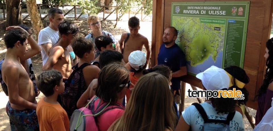 Successo per l'escursione al Parco di Gianola e al Monte di Scauri
