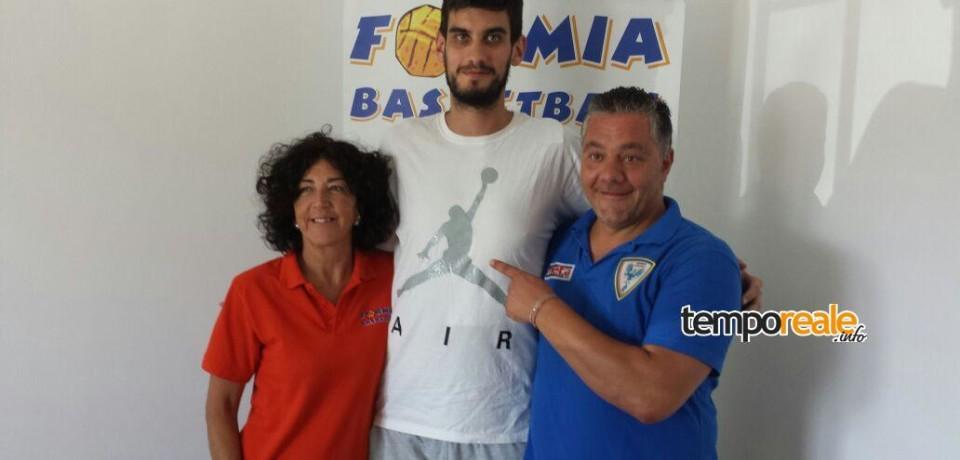 Basket / Il Meta Formia Basketball raggiunge l'accordo con l'argentino Pablo Rodriguez