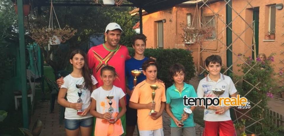 Tennis / Si conclude il torneo nazionale giovanile Golfo della Riviera d'Ulisse 2015