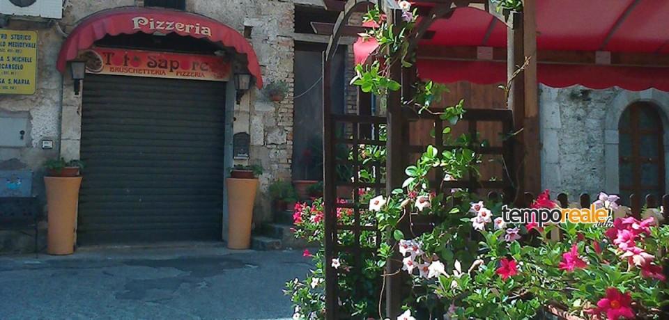 """Itri / Da Treviso un grazie alla cortese ospitalità di """"Totò Sapore"""""""