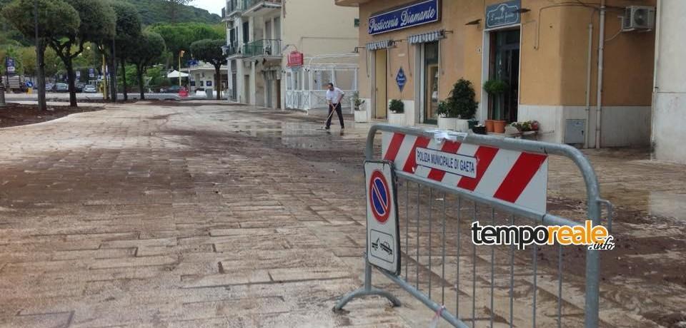 """Gaeta / Comitato contro Acqualatina: """"Allagamenti di Via Buonomo, chi paga i lavori?"""""""