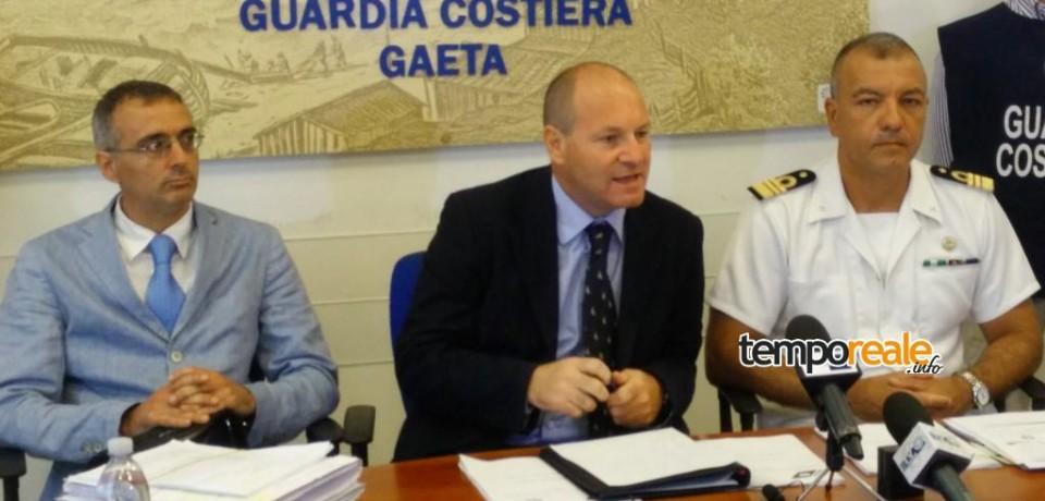 """Gaeta / Operazione """"Porto Sicuro"""", parla il Procuratore Paolo Auriemma"""