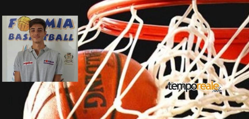 Basket / Al Meta Formia Basketball arriva l'ala piccola Giorgio Di Mambro