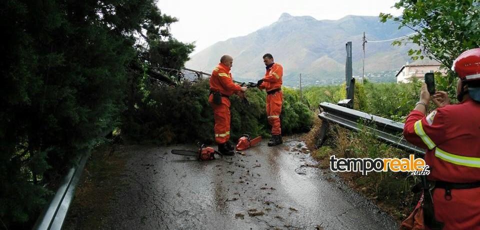 Formia / Ver Sud Pontino e Vigili del fuoco operativi anche a Ferragosto