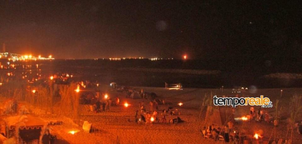 Gaeta / Ferragosto, chiuse le spiagge libere nella notte del 14 agosto