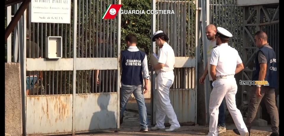 """Gaeta / Operazione """"Porto Sicuro"""", quattro indagati"""