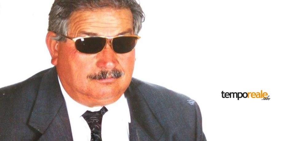 Minturno piange la scomparsa di Giuseppe Palmieri