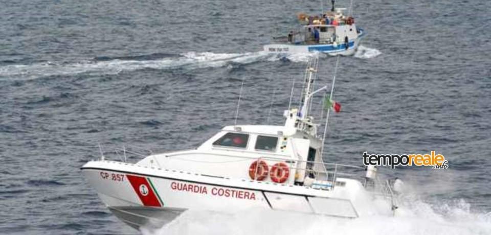 Ferragosto, weekend di controlli e soccorsi per la Guardia Costiera di Gaeta