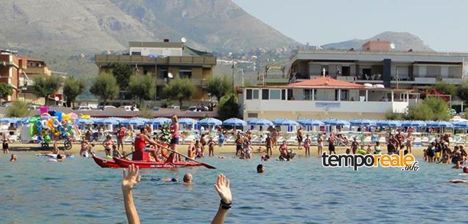 Formia / Bagnino 76enne salva un giovane a rischio annegamento