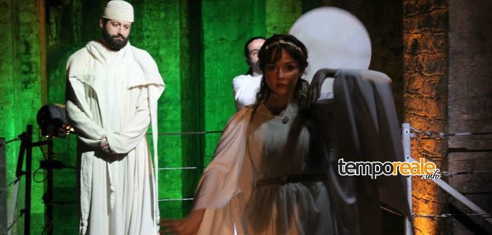 Formia / Al via il Festival dei Teatri d'Arte Mediterranei quest'anno dedicato a Mario Piccolino