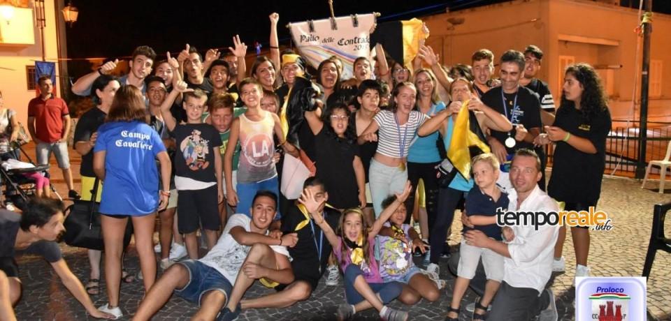 Castrocielo / San Liberatore vince il XXI Palio delle Contrade