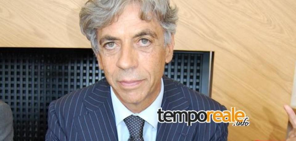 Formia / Pedemontana e acqua pubblica, le critiche di Silvio D'Arco contro Bartolomeo
